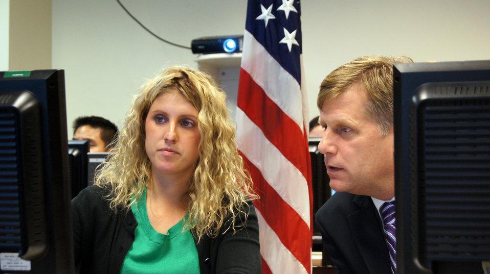 Ambassador McFaul Participates in a Twitter QandA