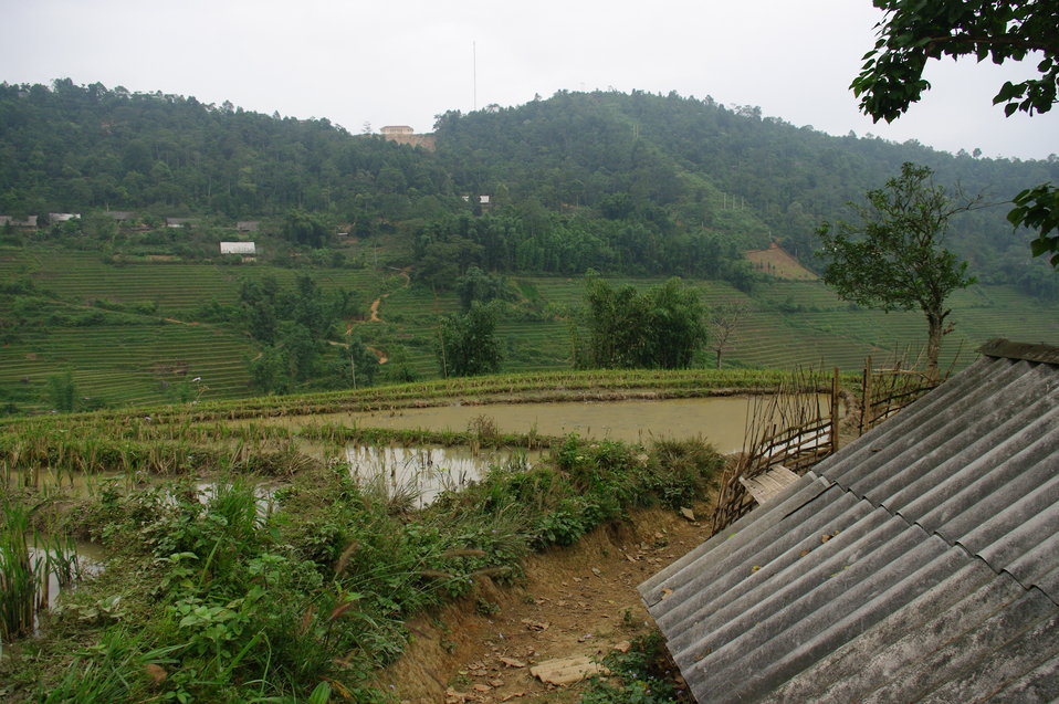 Photo from Sapa in northern Vietnam