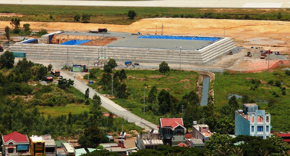 Danang Airport Environmental Remediation of Dioxin Contamination Project