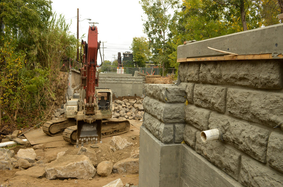 Preparing to replace Napa's Behrens Street Bridge