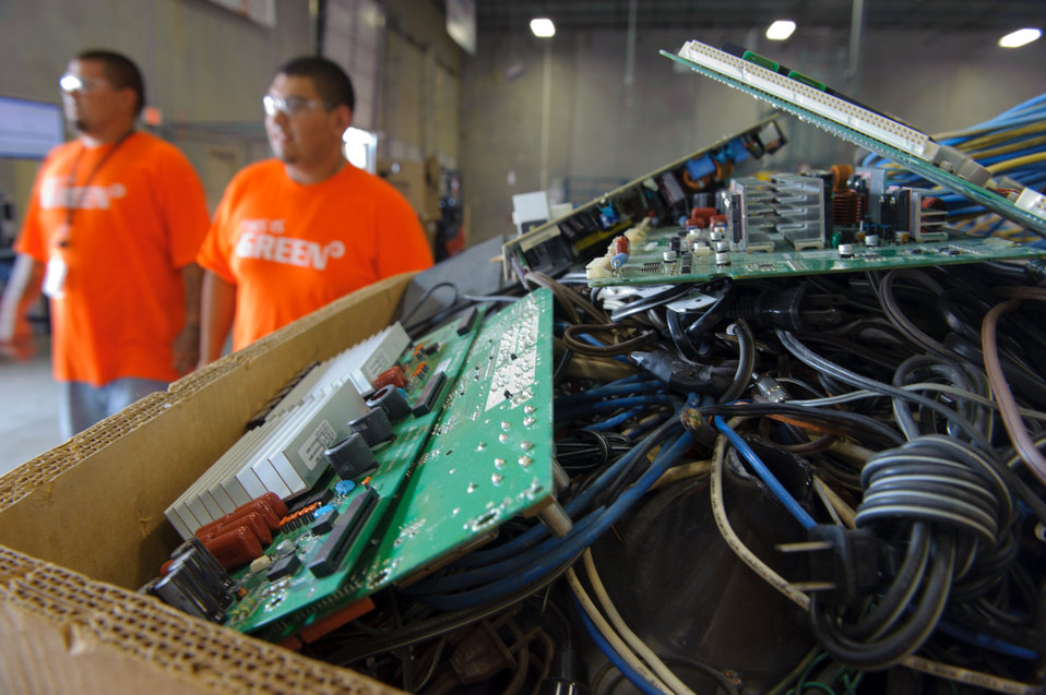 July 20, 2011 - What is e-waste?