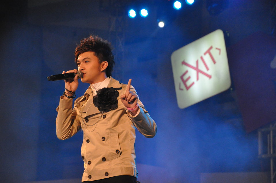 USAID and MTVEXIT concert in Can Tho