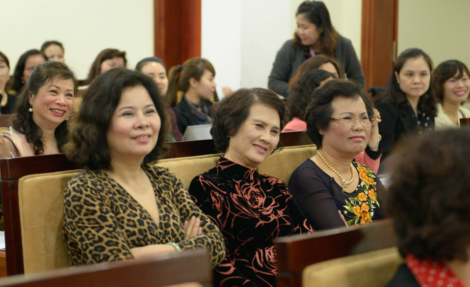 International Women's Day Seminar for female entrepreneurs