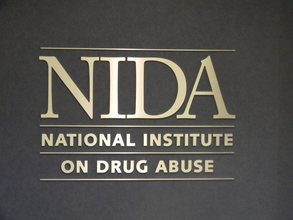 NIDA signage
