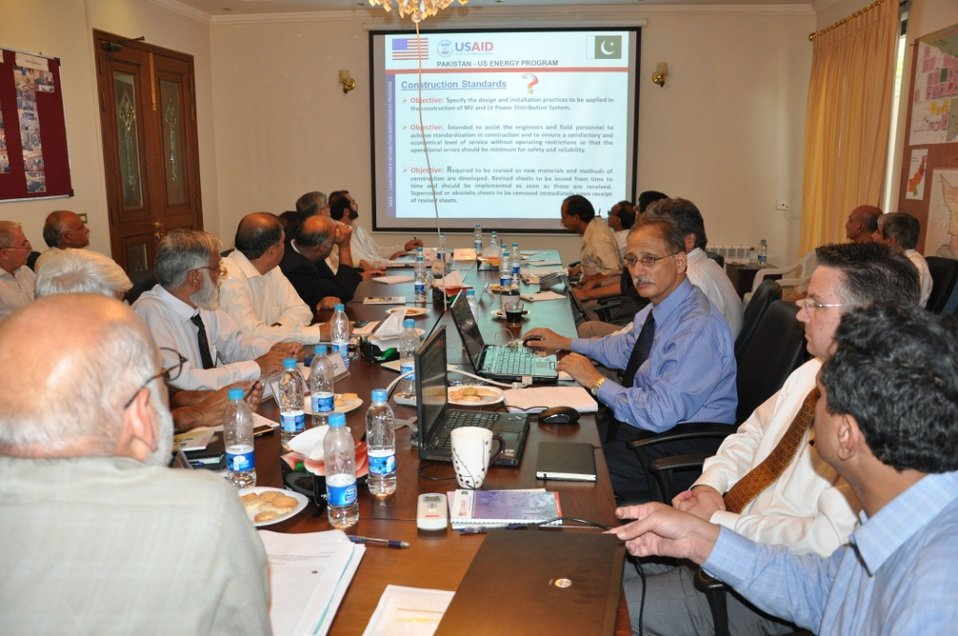22 Sept, 2011 Engineering Workshop - Discussion on Engineering Strategies with DISCOs' Chief Engineers and NTDC 2