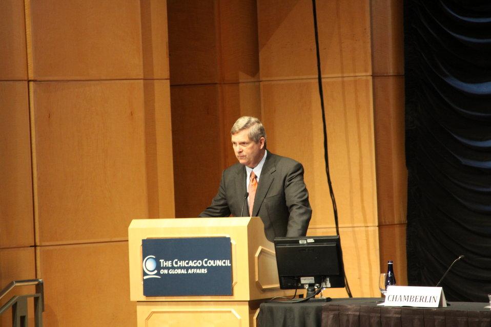 Secretary Vilsack Delivers Remarks