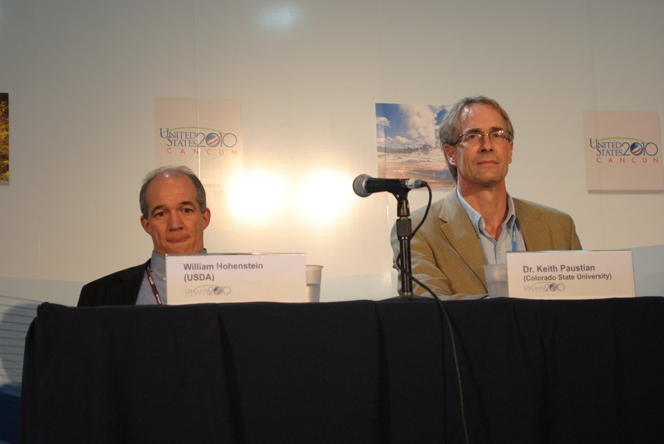 Panelists from the USDA and Colorado State University Respond to Questions