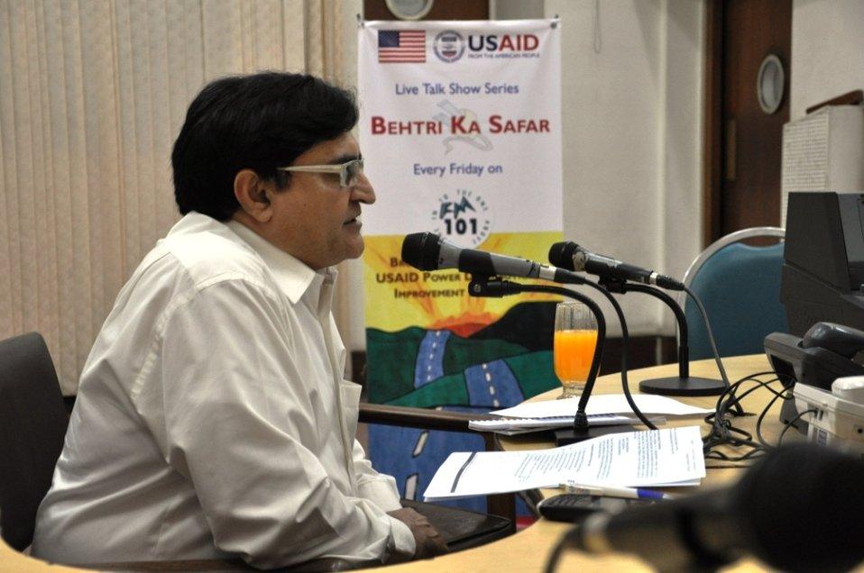 Behtari Ka Safar - Episode 4 - linemen safety training program.