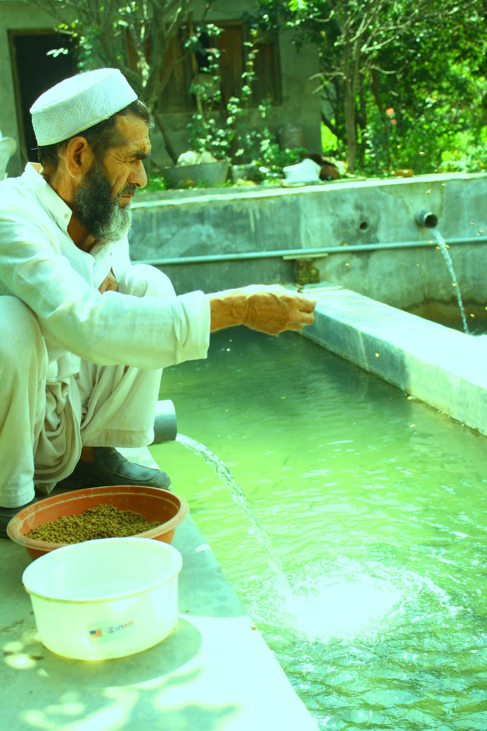 USAID helps rehabilitate hotels and fish farms in battered Swat Valley - 1