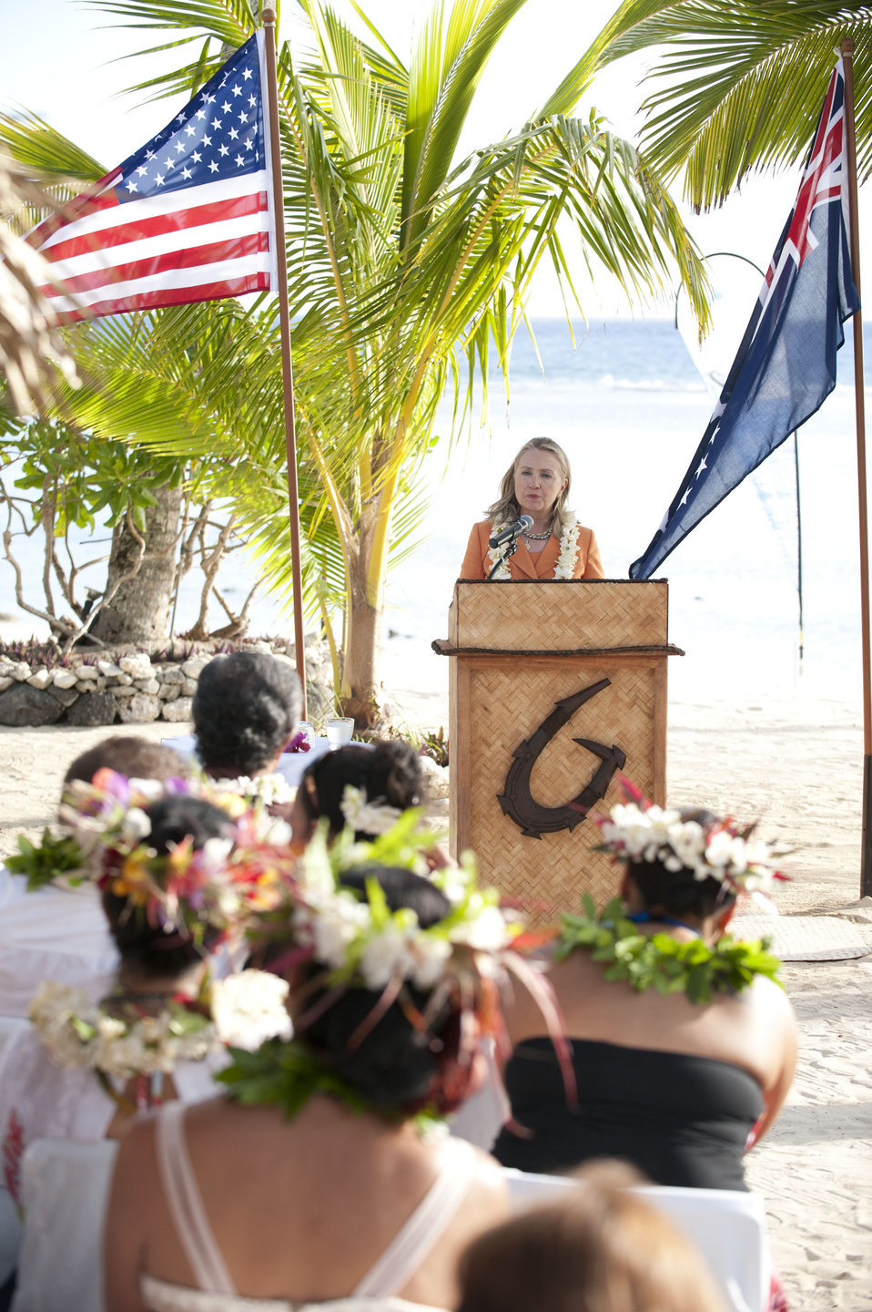 Sustainable Development and Conservation Event in the Cook Islands