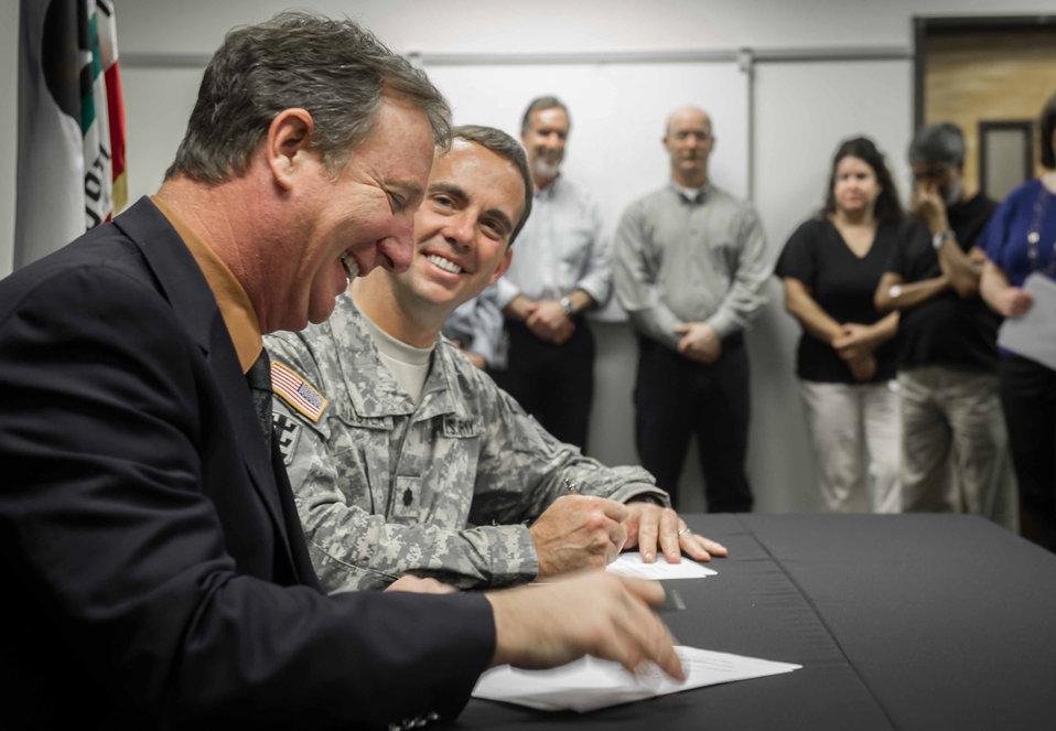 California joins national Silver Jackets disaster coordination program
