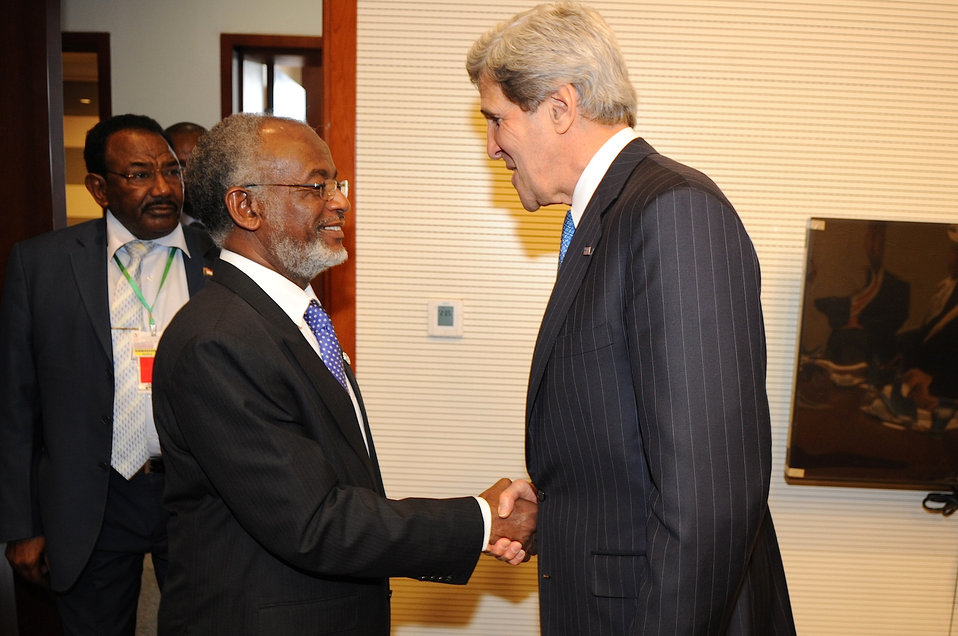 Secretary Kerry Meets With Sudanese Foreign Minister Ali Karti