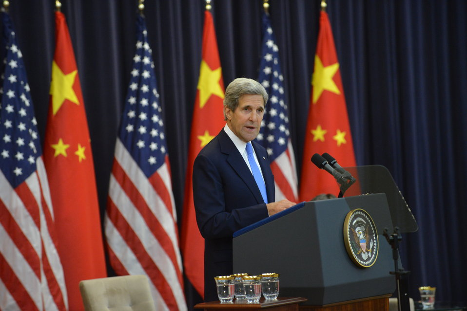 Secretary Kerry Delivers Remarks at the Joint Opening Session