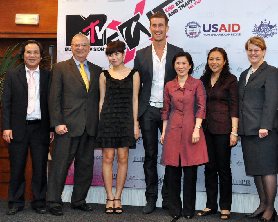 USAID, MTV EXIT Press Launch, March 23, 2010
