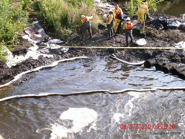 Siphon Dam Cleanup