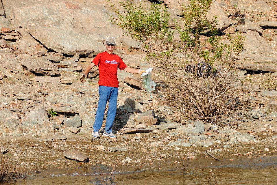 National Public Lands Day at New Hogan Lake