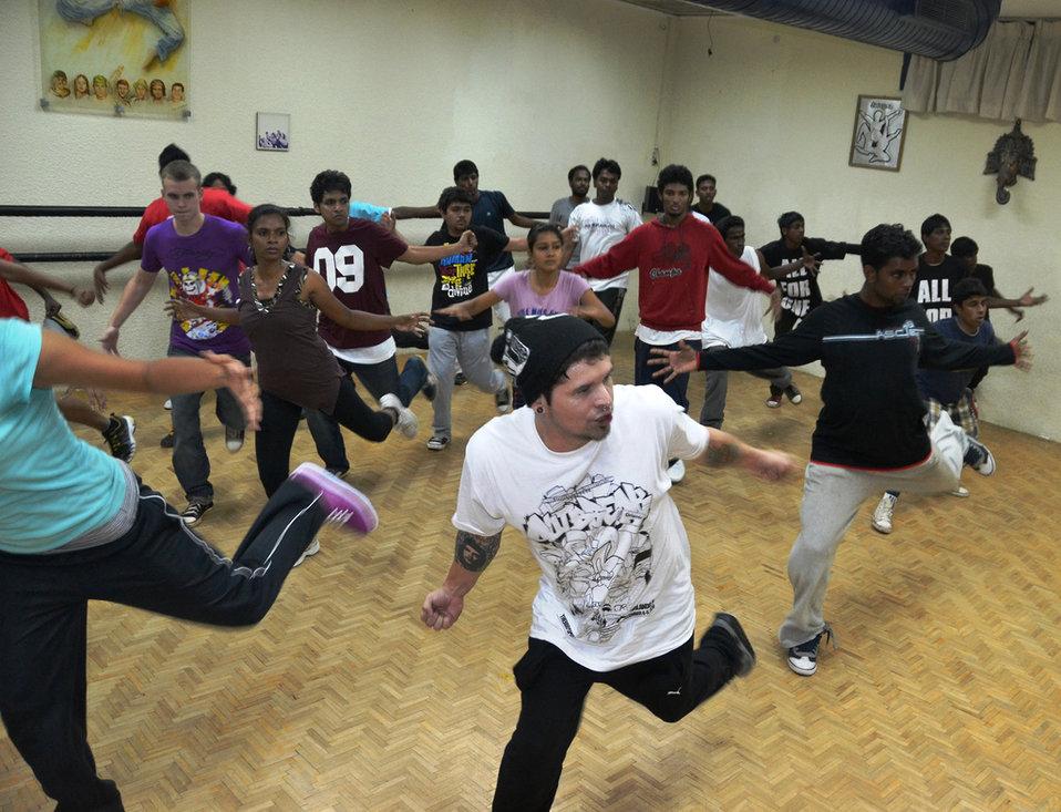 HaviKoro Hosts a Workshop