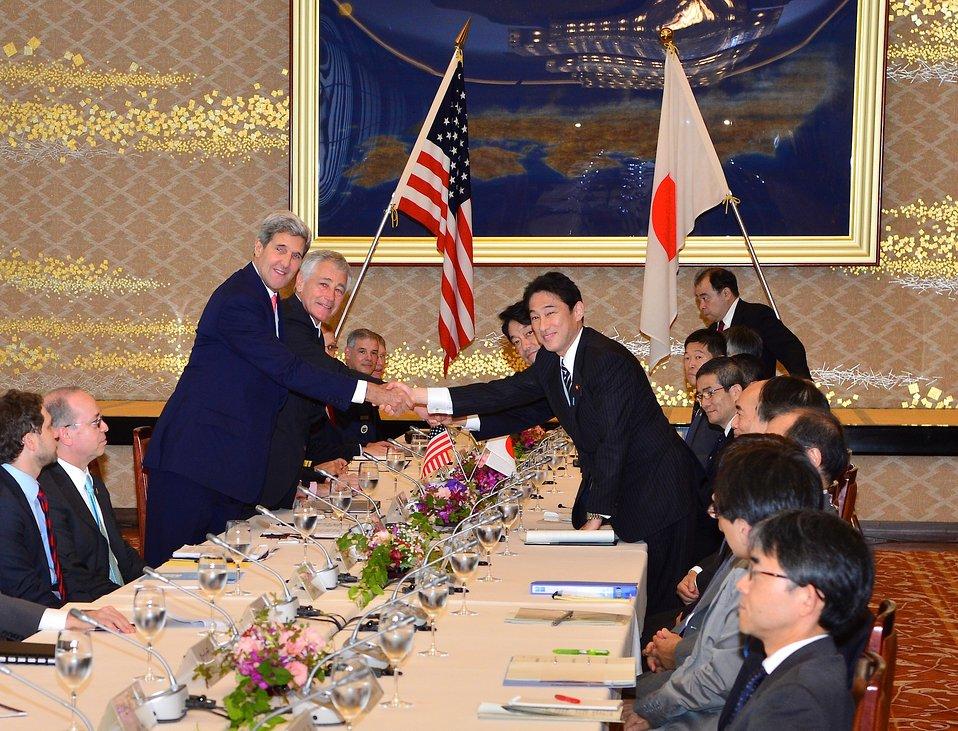 U.S.-Japan Security Consultative (2 2) Meeting in Tokyo