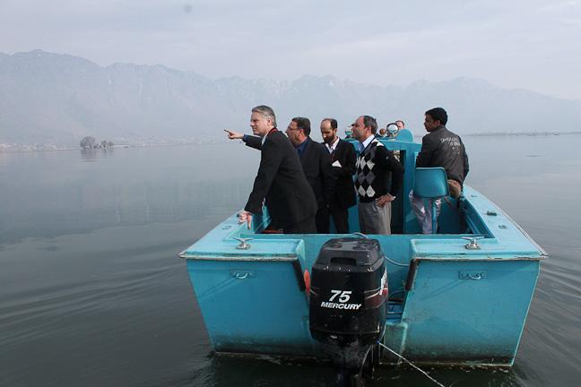 Ambassador Roemer Visits Jammu and Kashmir