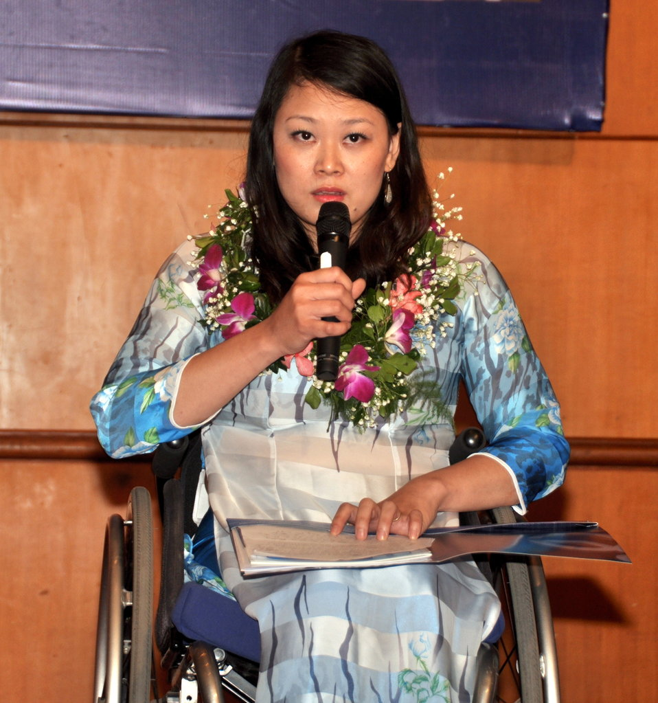 Blue Ribbon Employer Council Awards for Hiring Vietnamese with Disabilities