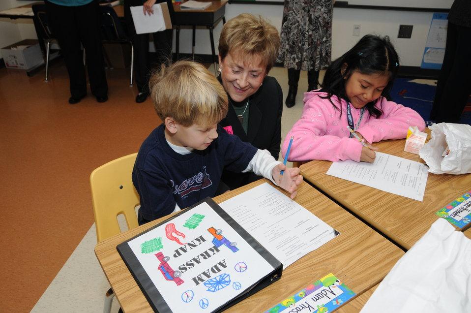 Thornton - Lake Forest Elementary School - Dec 5, 2011 074