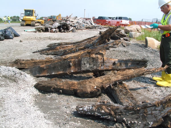 August 2009, Sunken treasure?