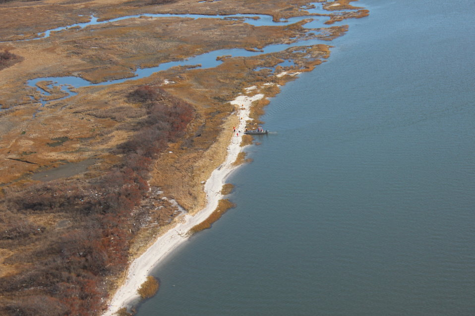 December 6, 2012 Bird's-eye View of EPA Boat Ops