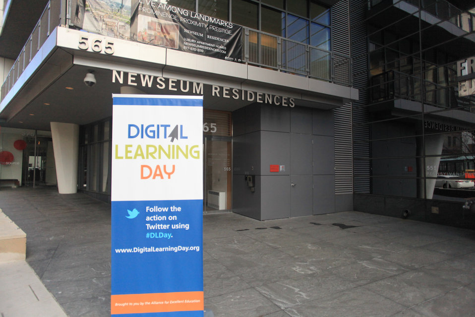 Digital Learning Day Town Hall