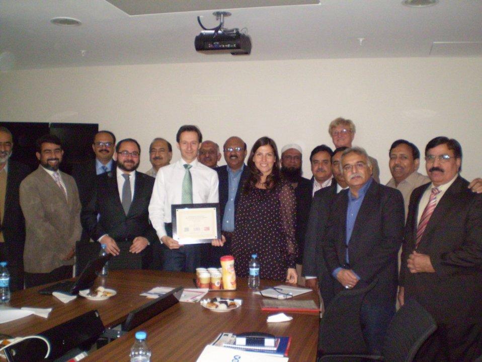 17 Nov - Delegation to Turkey under Utility Exchange Program