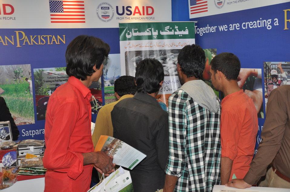 FEEDing Pakistan (Promoting Aquaculure Sector)