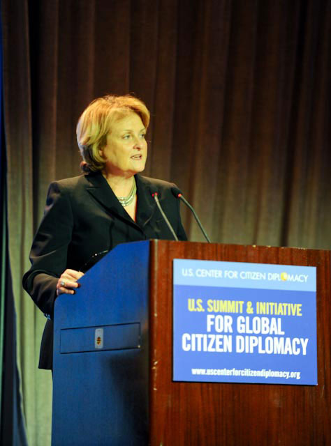 Under Secretary McHale Delivers Remarks at the 2010 U.S. Summit and Initiative for Global Citizen Diplomacy