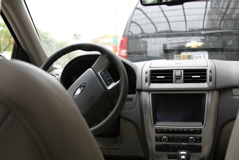 FCC Official Vehicle Tour