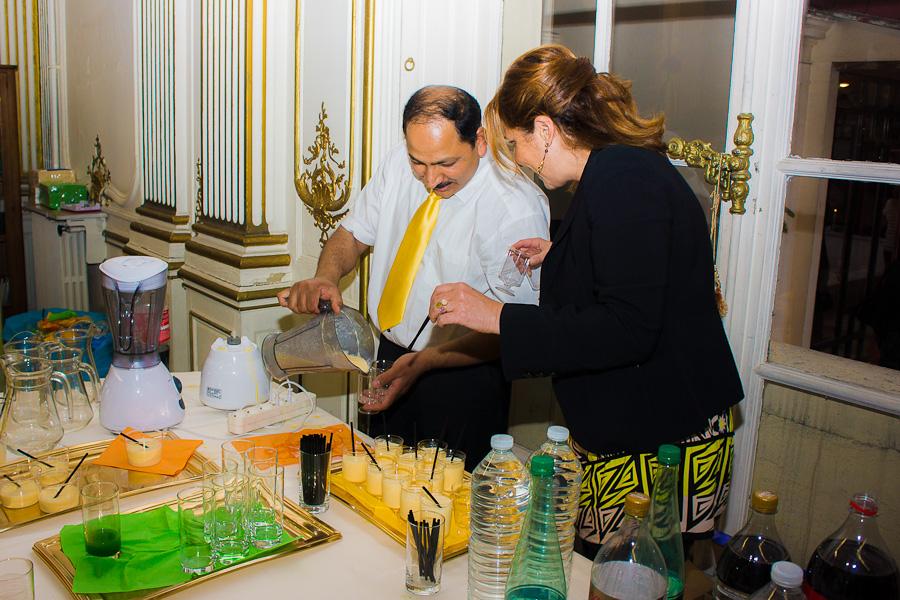 Celebrating Pakistani Mangoes in France