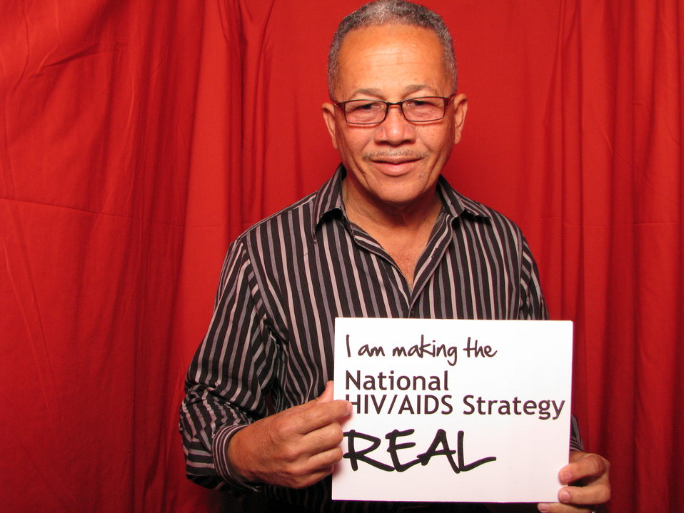I am making the National HIV/AIDS Strategy REAL