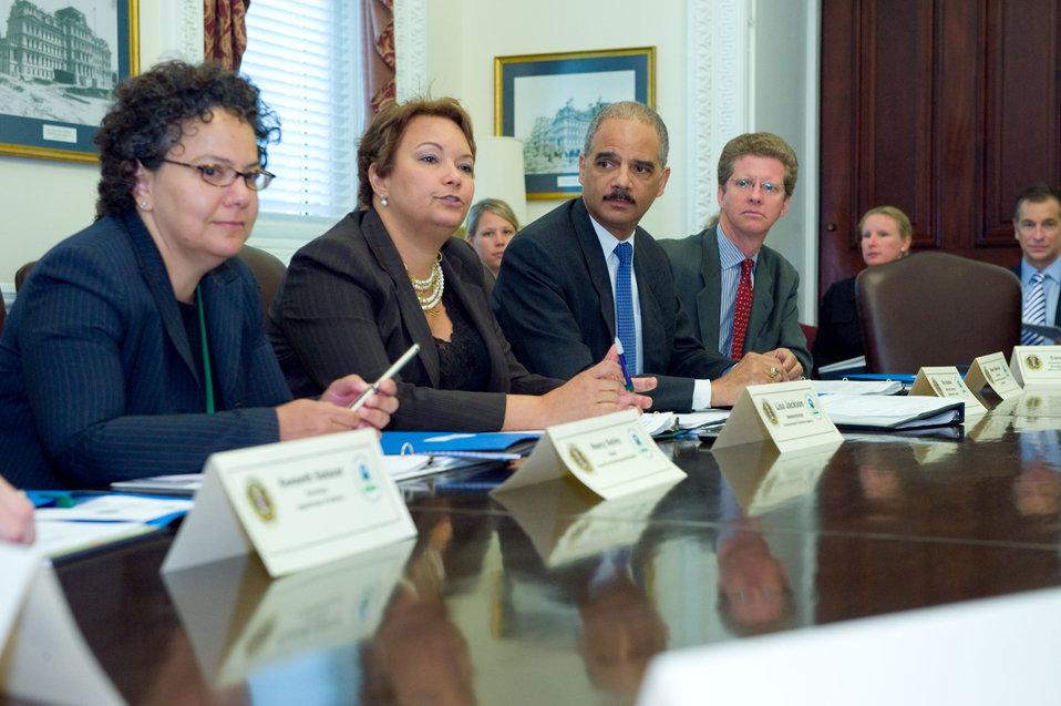 EPA Hosts Historic Meeting on Environmental Justice