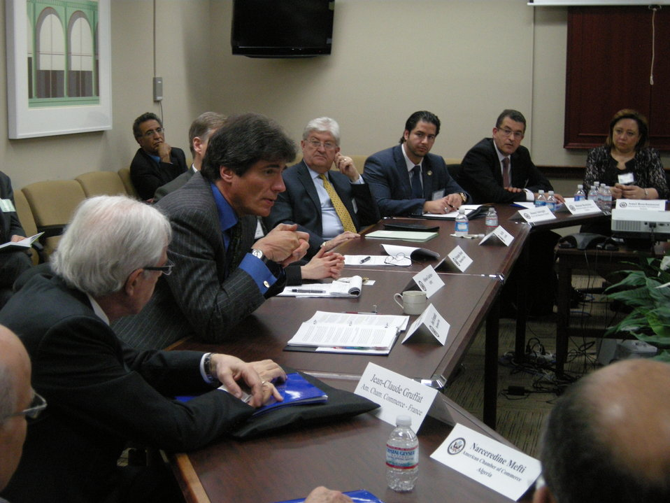 Assistant Secretary Fernandez Delivers Closing Remarks