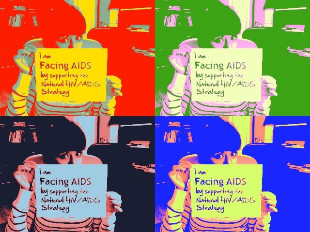 We are Facing AIDS through NHAS-20