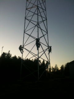 Great Wass Tower