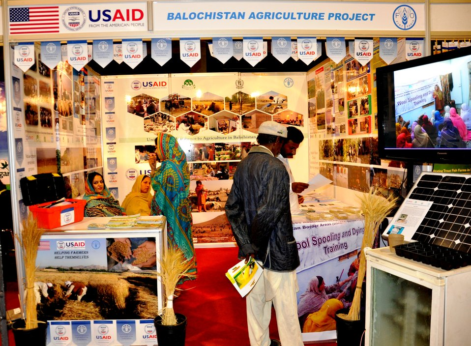 Balochistan Agriculture Project