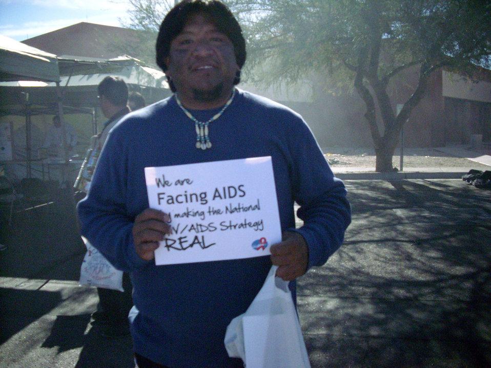 We are Facing AIDS through NHAS-11