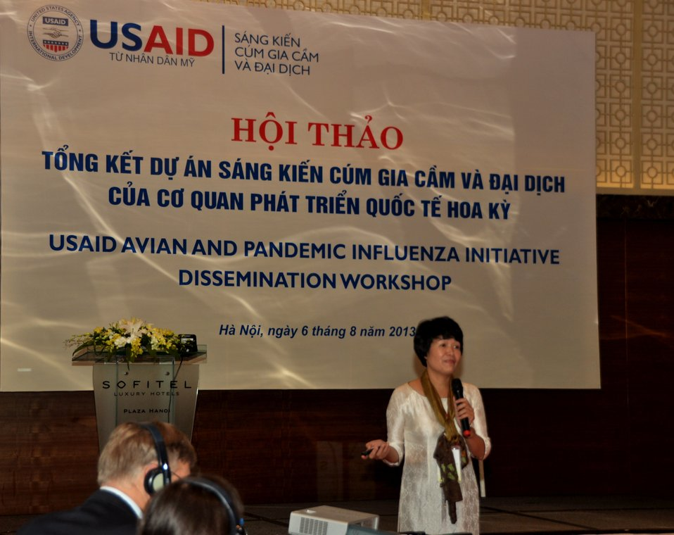 USAID Avian and Pandemic Influenza Initiative