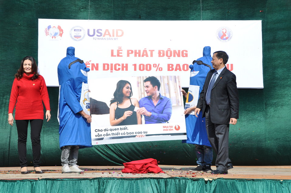 100% Condom Use Campaign Launch, Dec. 2, 2011
