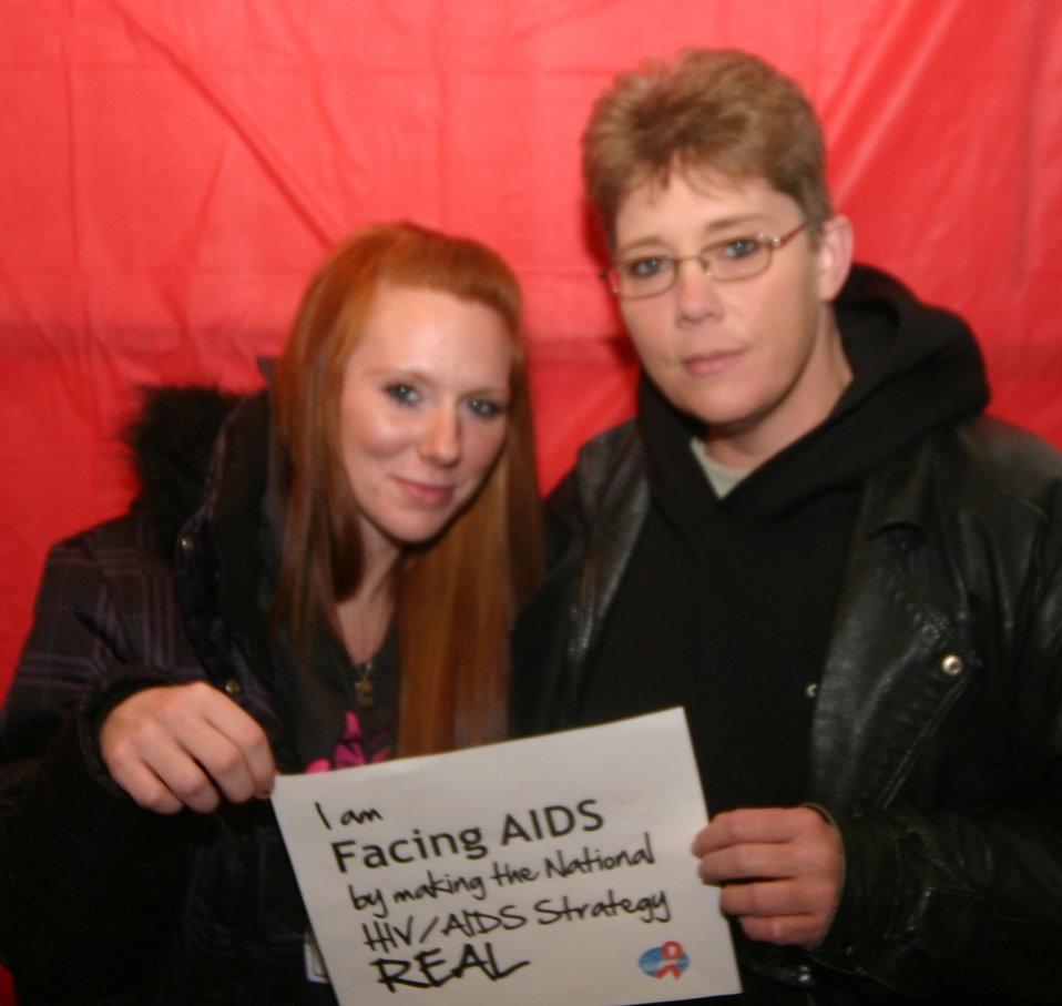 We are Facing AIDS through NHAS-02