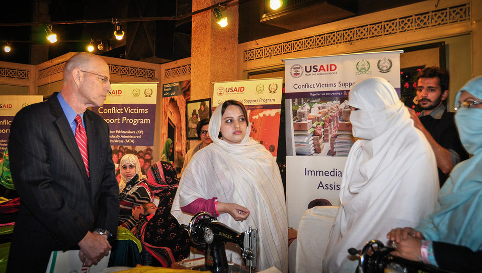 USAID Conflict Victims Support Program