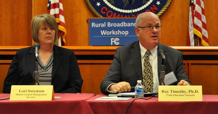 Rural Broadband Workshop:  March 19, 2014