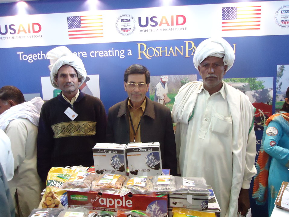 Sadpara Development Project