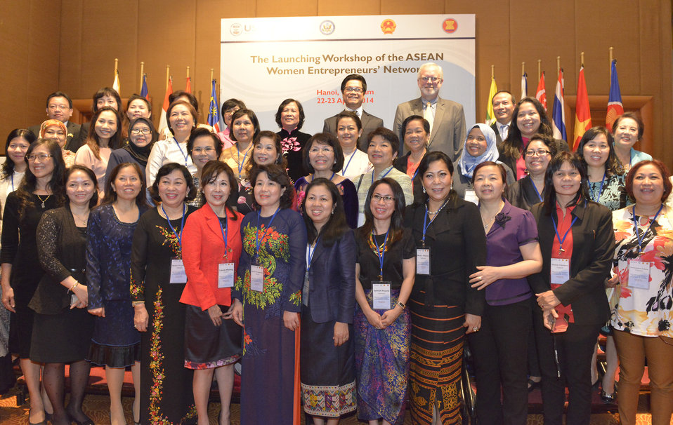 ASEAN Women Entrepreneurs' Network
