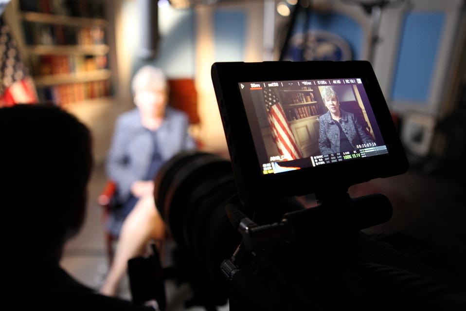 Acting Under Secretary Gottemoeller Participates in an Interview