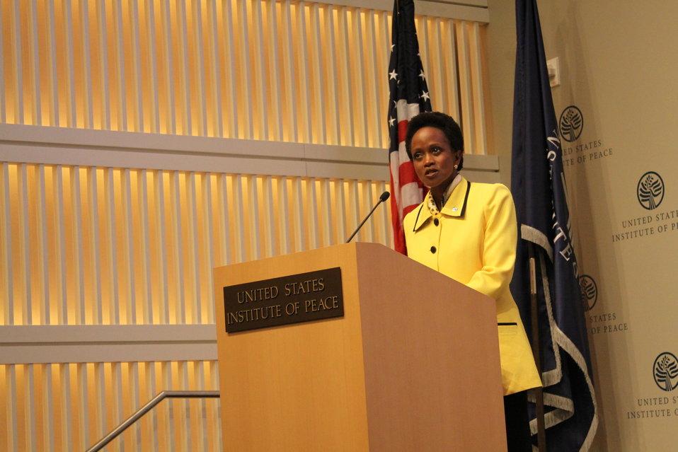 Assistant Secretary Brimmer Delivers Remarks