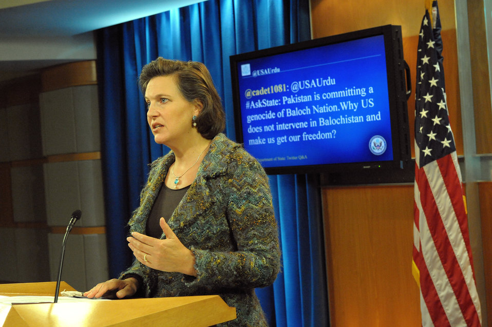 Spokesperson Nuland Responds to a Question from @USAUrdu